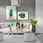 Mẫu sofa nhỏ – gọn – đẹp thích hợp cho nhà nhỏ