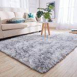 Mẹo hay trang trí phòng ốc thêm bắt mắt với mẫu thảm lót sàn đơn giản