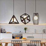 Một số bí quyết chọn đèn nội thất hình học cho ngôi nhà của bạn