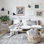 Phong cách thiết kế Vintage làm nổi bật không gian căn hộ nhỏ