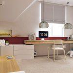 Gợi ý thiết kế nội thất góc học tập